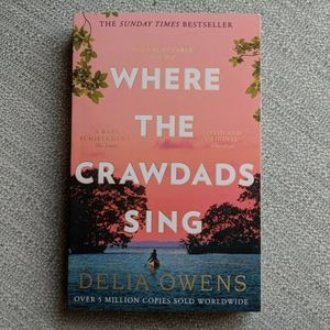 NEW where the crawdads sing book